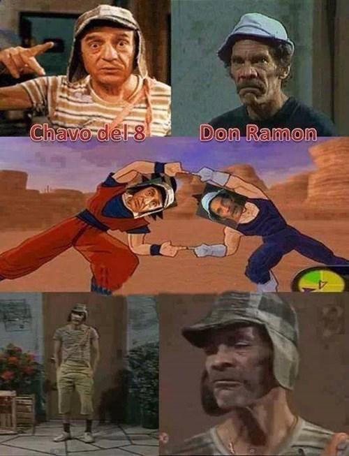 dragon ball televisión Memes el chavo - 8036216320