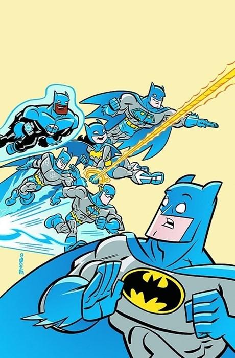 off the page cover super friends batman - 8036311808