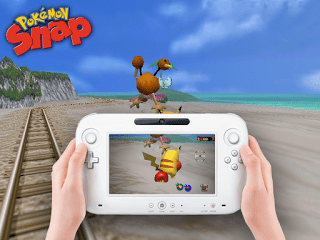 Y U NO wii U pokemon snap nintendo - 8036354048