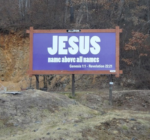 jesus billboards allison - 8036411904