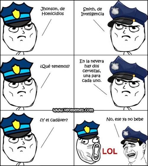 viñetas policia Memes - 8036420096