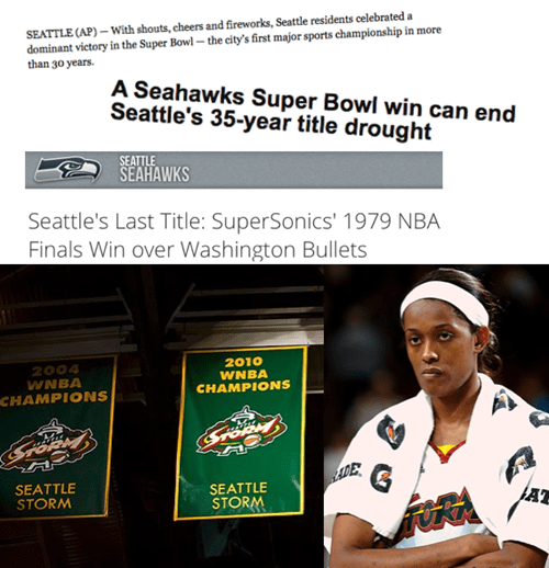 seattle storm sports super bowl basketball seahawks WNBA