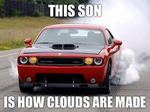 clouds dodge challenger weather - 8036890624
