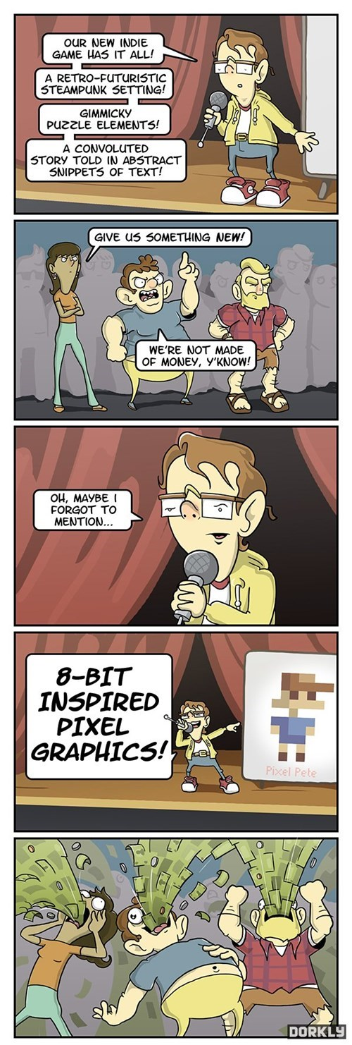 dorkly video games indie games web comics - 8037900544