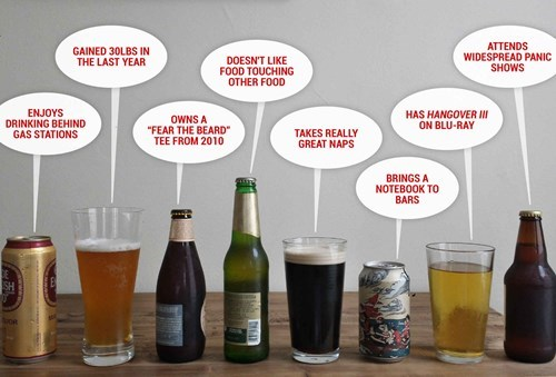 beer funny personality - 8037938688