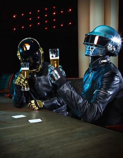 beer daft punk funny - 8038083072