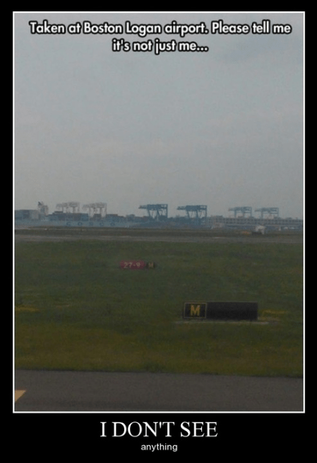 wtf airport funny boston - 8038160640