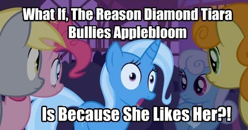 diamond tiara,applebloom,whoa