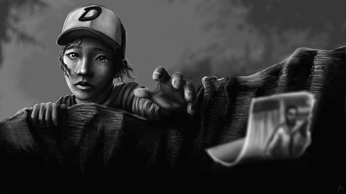 telltale games walking dead game clementine - 8038348032
