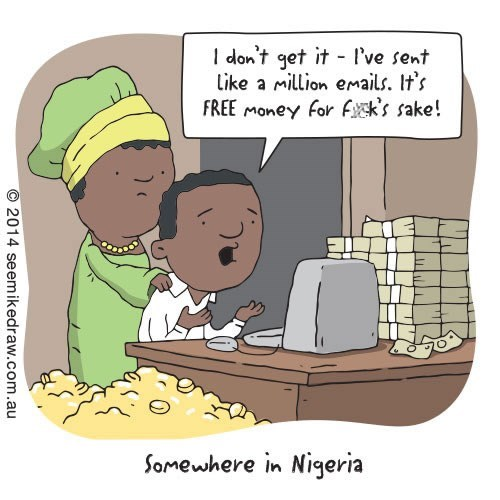 africa internet sad but true nigeria web comics - 8038375680