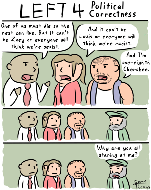 Left 4 Dead politically correct video games web comics - 8038437120