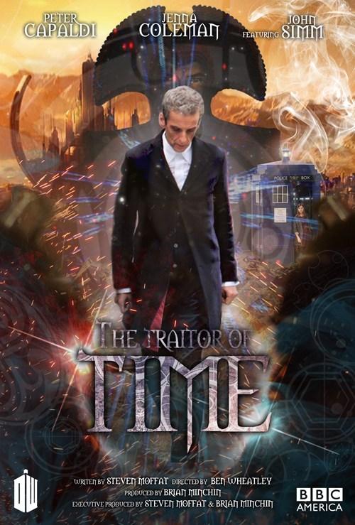 Fan Art Peter Capaldi 12th Doctor - 8039105024