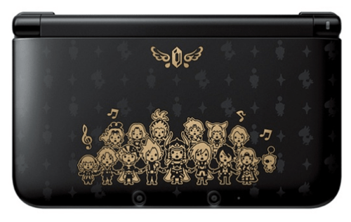 Special edition 3ds xl.