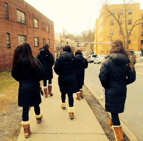poorly dressed uggs g rated
