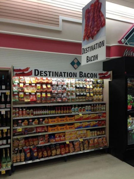 monday thru friday work bacon grocery store g rated - 8040016896