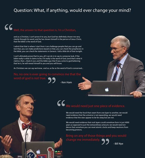 bill nye,twitter,evolution,list,ken ham,photoshop,creationism,Debates