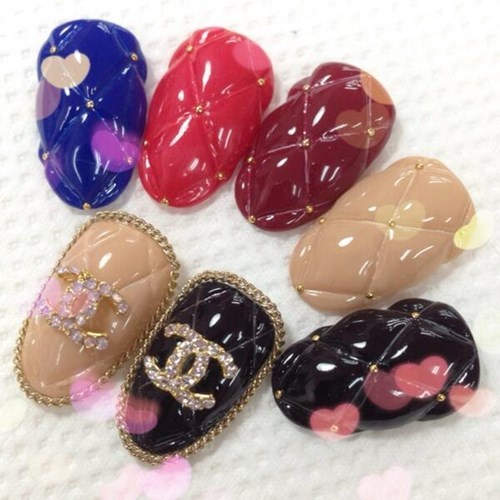 nails poorly dressed quilted - 8040160000