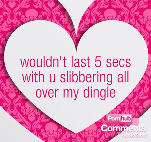 dingle,cards,pr0n,Valentines day,dating