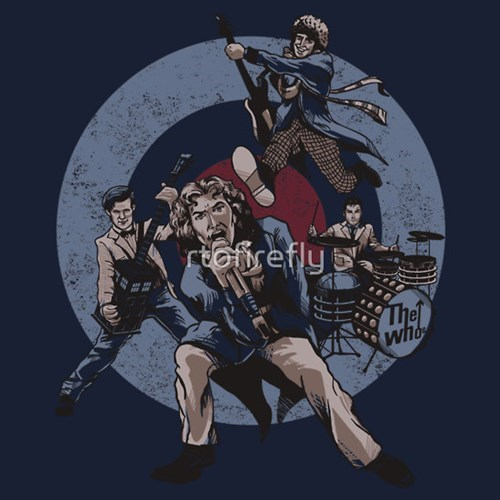 classic who tshirts 10th doctor the who 11th Doctor - 8040564992