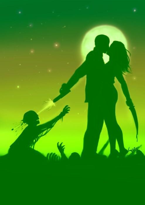 art romance zombie - 8040685568