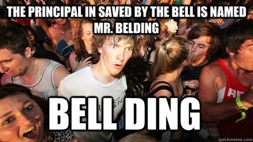saved by the bell,mr belding,sudden clarity clarence