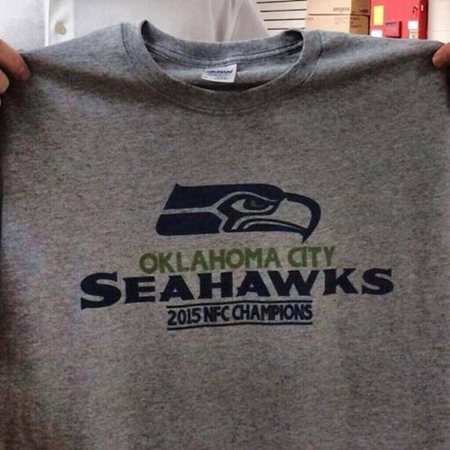 seattle seahawks nfl Oklahoma City okc football - 8040784640