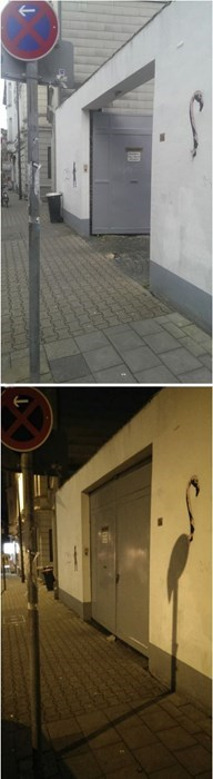 Street Art,clever,hacked irl