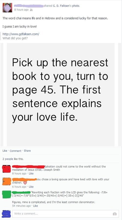 quotes school books math failbook g rated - 8041296128