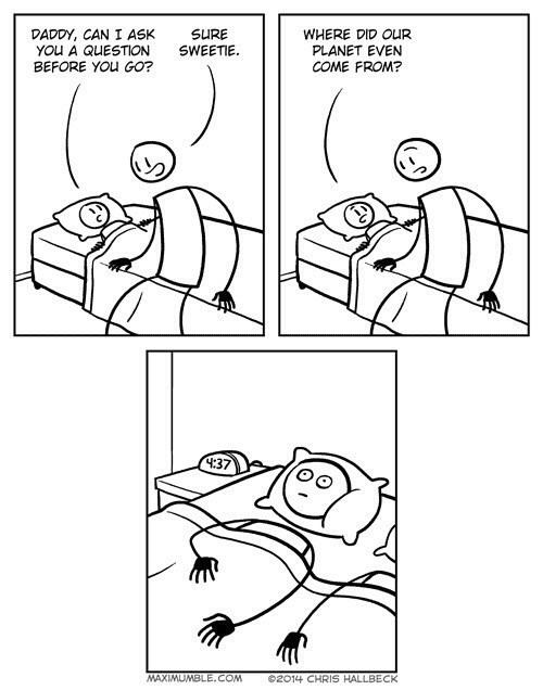 questions existentialism web comics - 8042413568
