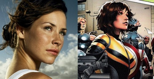 wasp marvel evangeline lilly ant man - 8042432256