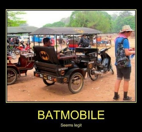 batmobile,batman,cutback,funny