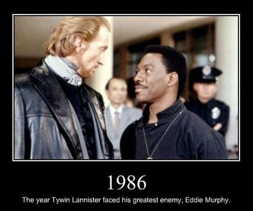 tywin lannister,eddie murphy,funny,1986