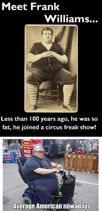 freak show fat murica funny - 8042733312