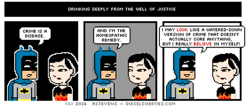 disease batman web comics