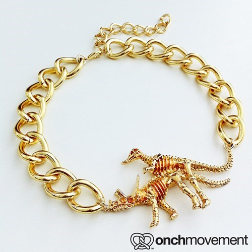 necklaces poorly dressed Jewelry dinosaurs - 8042855424