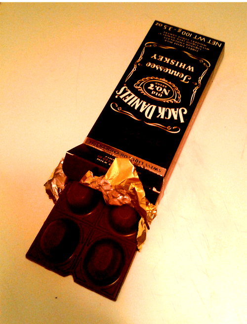 jack daniels whiskey chocolate Valentines day - 8043046400
