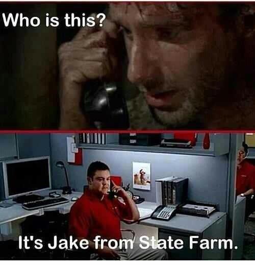 Rick Grimes,insurance,lori grimes
