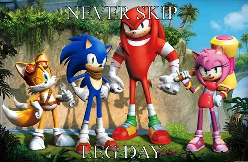 i cant even knuckles video games sonic - 8043200512