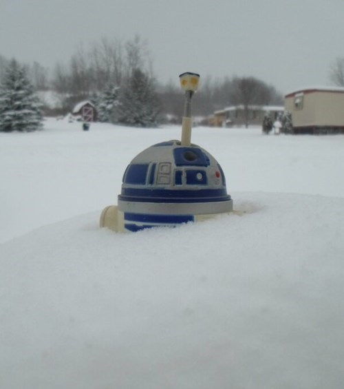 star wars snow weather winter - 8043249664