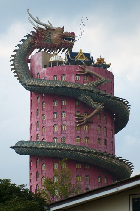 dragon architecture design thailand whee - 8043258624