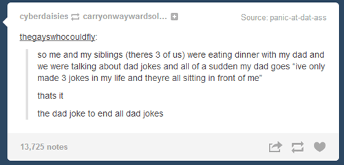 dads,dad jokes,parenting,burn