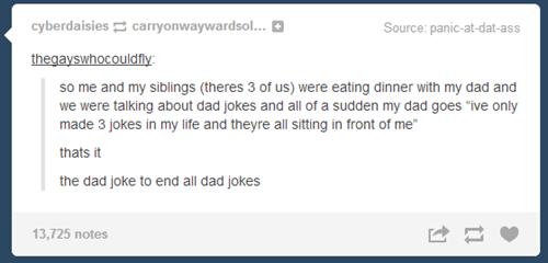 dads dad jokes parenting burn - 8043290368