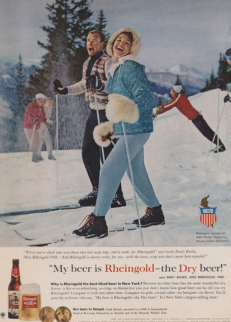 beer advertisement funny vintage - 8043293184