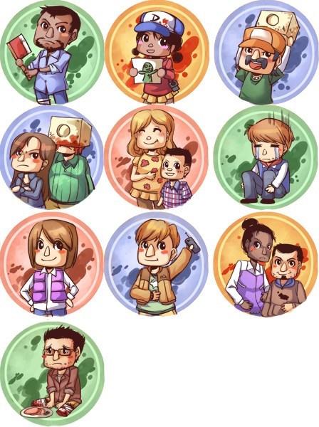 telltale games,squee,pins