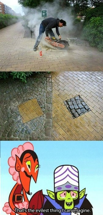bricks,evil,ocd,my eye is twitching seriously,fail nation,g rated