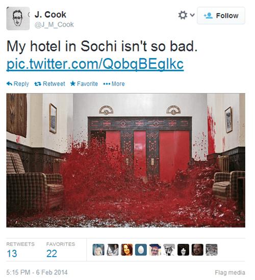 the shining hotel news Sochi 2014 failbook