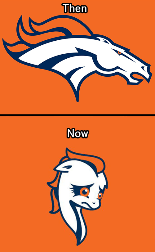 logo MLP bronco football - 8043383808