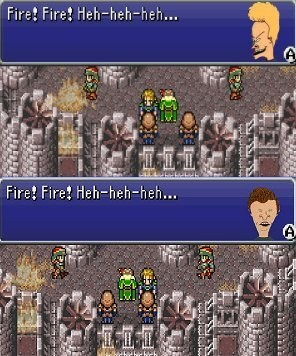 final fantasy VI beavis and butthead - 8043837440