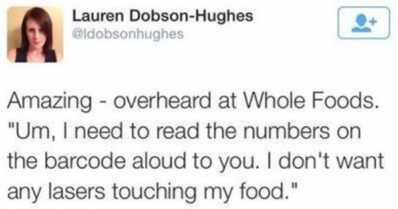 customer service tumblr cringe silly food whole foods - 8046085