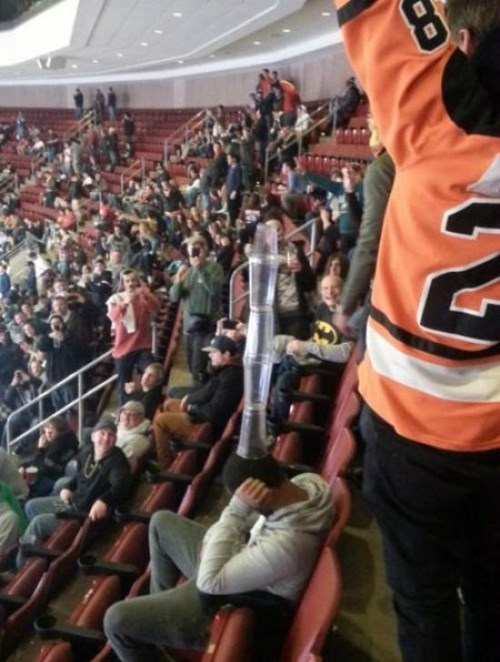 hockey sleeping pranks sleeping - 8046151424